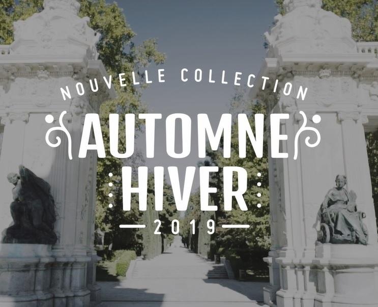 LA VIDÉO DE LA NOUVELLE COLLECTION AUTOMNE-HIVER 2019 DE PISAMONAS