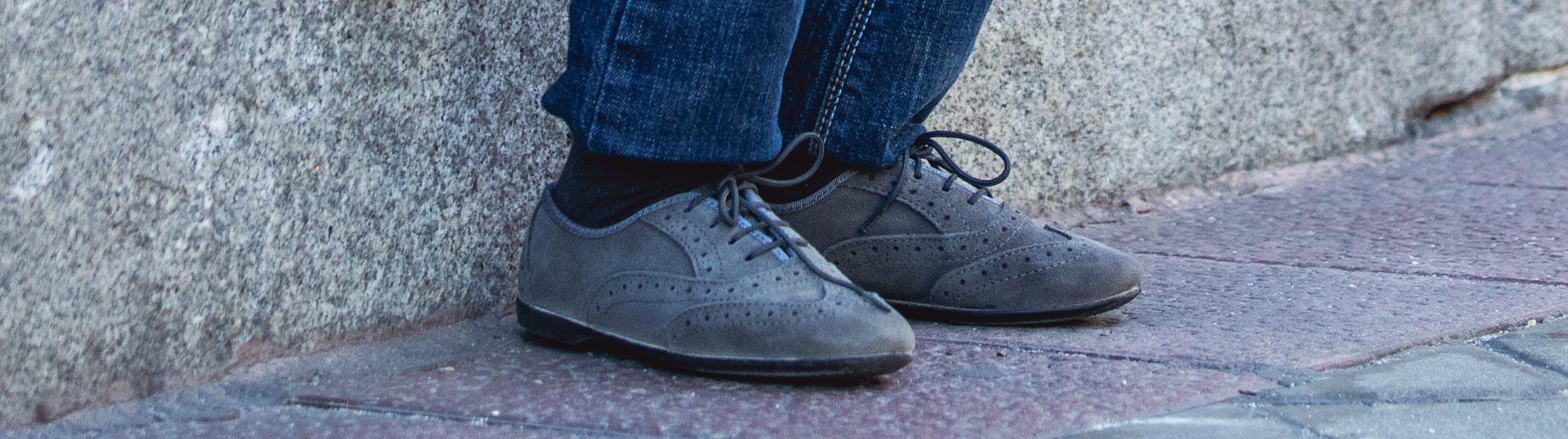 Chaussures blucher