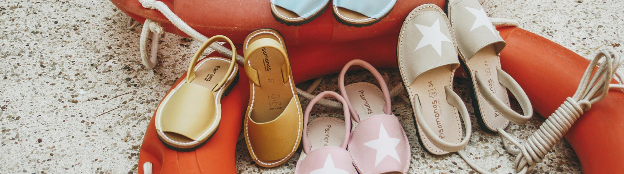 Sandales Avarcas Fille