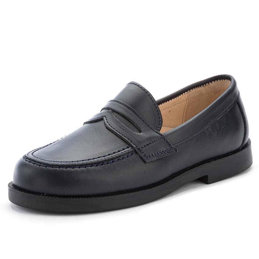 Chaussures d'école Garçon Mocassins