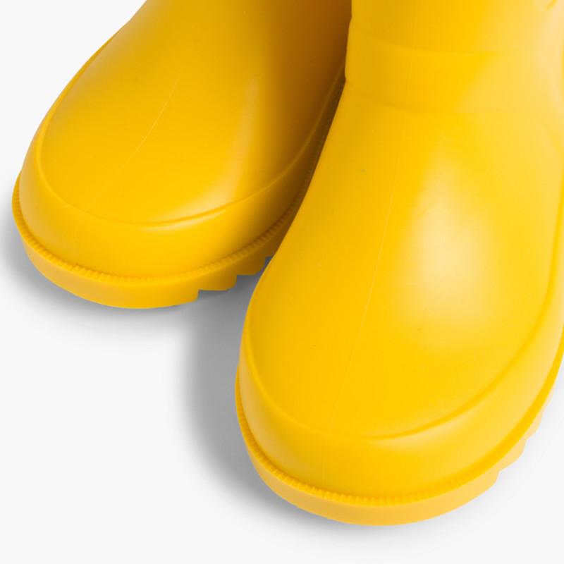 Bottes de pluie pour Femme et Enfants à ornement boucle