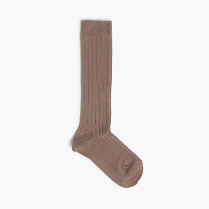 1a8541d8743 Chaussettes Hautes Côtelés - Accessoires pour enfants