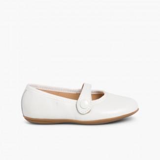 Chaussures de cérémonie en cuir  Porcelaine