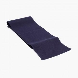 Écharpe en maille côtelée de la marque CONDOR Bleu marine
