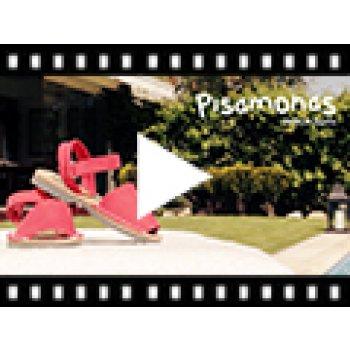 d94d53aa2d06f5 Sandales Avarcas Nubuck avec Velcro pour Enfant Menorquinas Niños Avarcas  Nobuck Velcro Marron ...