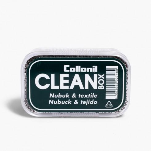 Eponge pour Nettoyer Chaussures en Daim, Nubuck et en Tissu Neutre