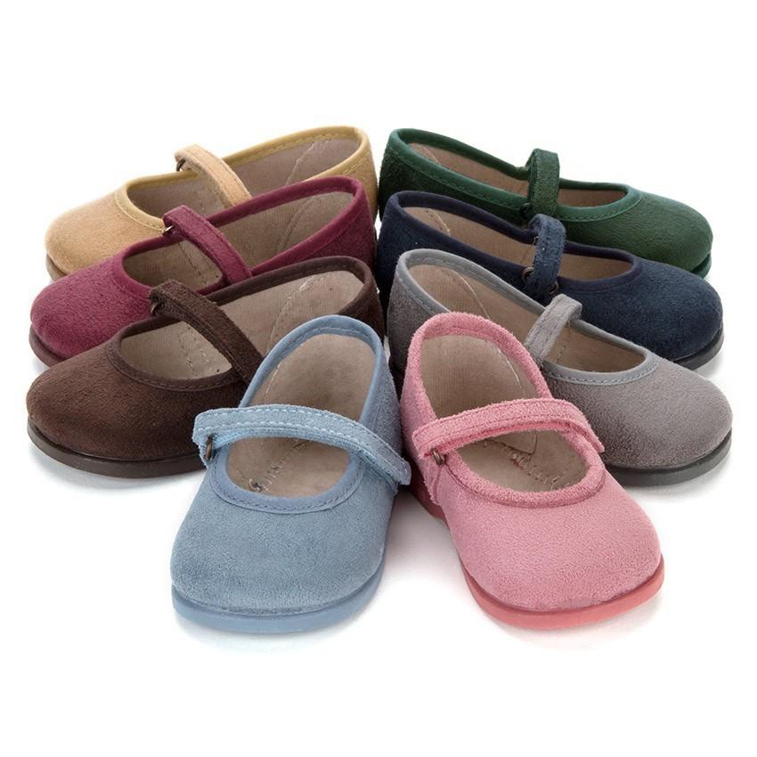 Chaussures à boucle et à scratch Bamara