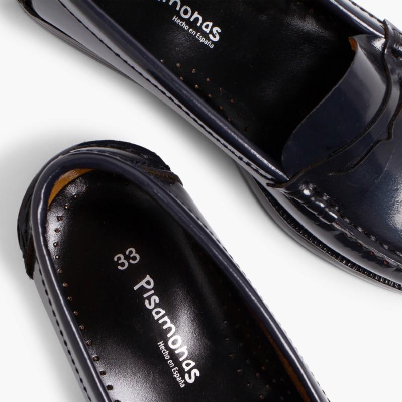 Mocassins l'école pour Fille Fille Chaussures zqzrY