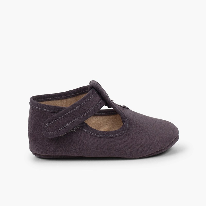 Chaussures Salomé bébé enfant serratex velcro