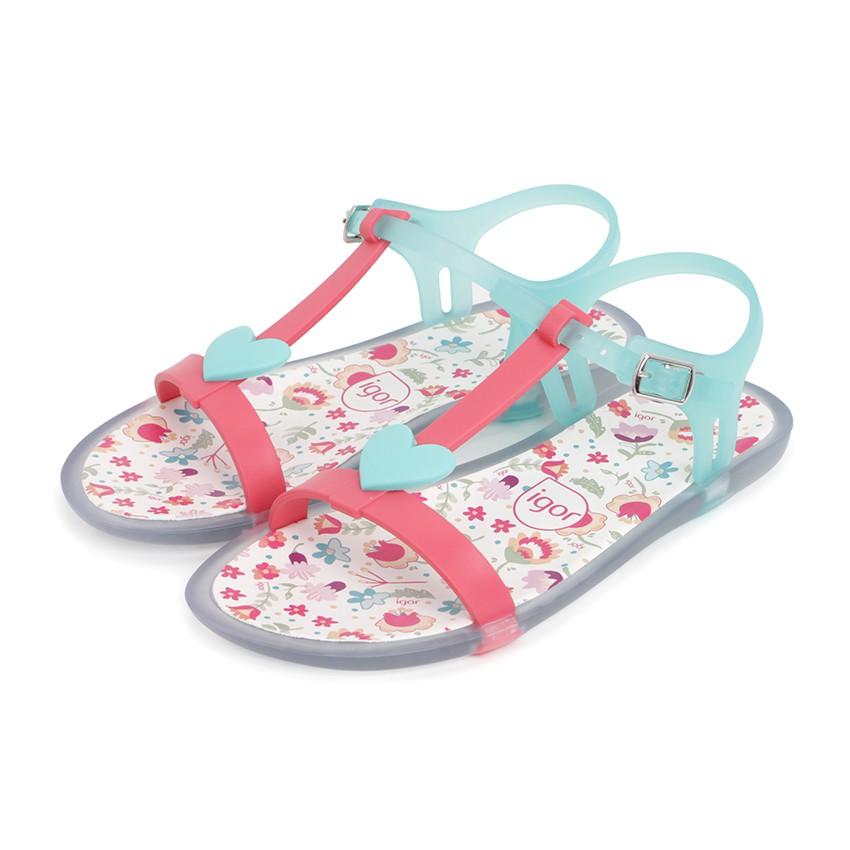 Sandales de caoutchouc Tricia Love