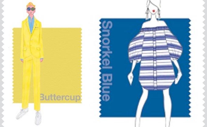 Buttercup et Snorkel Blue