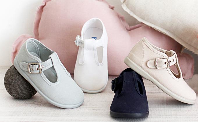 Sandales pour bébé