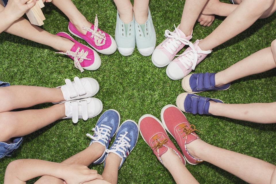 Comment nettoyer les chaussures textile