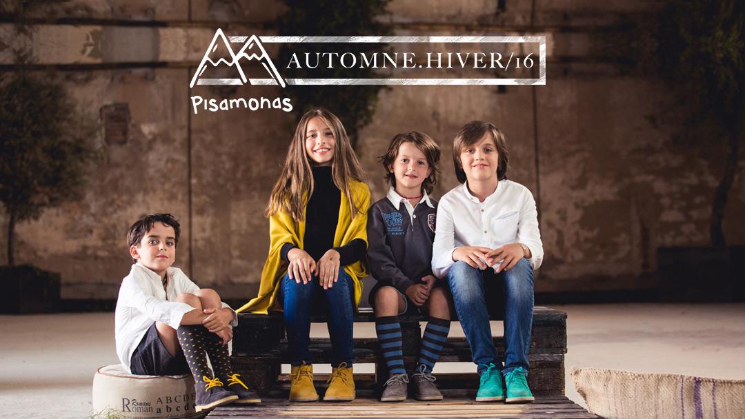 Nouvelle Collection Automne-Hiver 2016