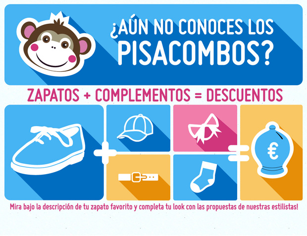 Nuevos packs ahorro Pisacombos