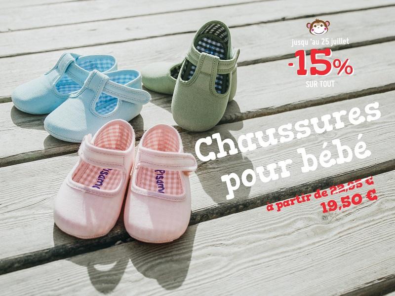 Chaussures pour Bébé Été 2018