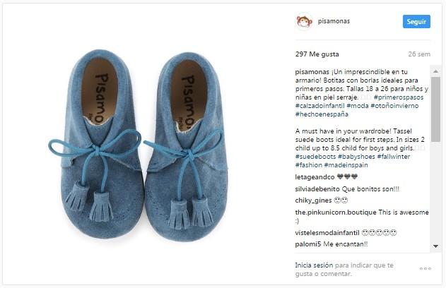 Instagram pisamonas bottes enfant