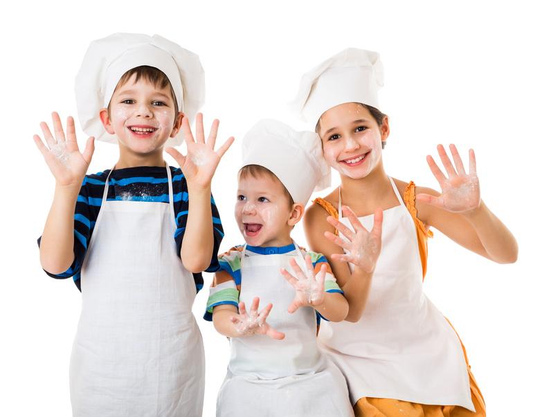 Cuisinez avec vos enfants!