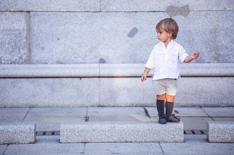 Chaussures pour les premiers pas