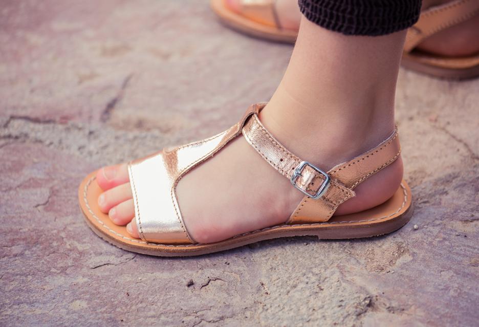Comment choisir les sandales