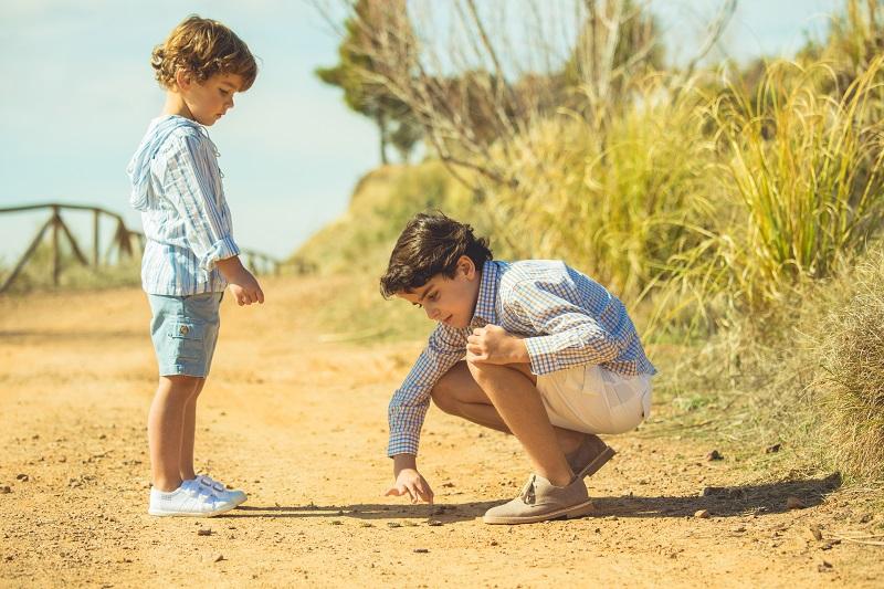Chaussures pour fille et garçon